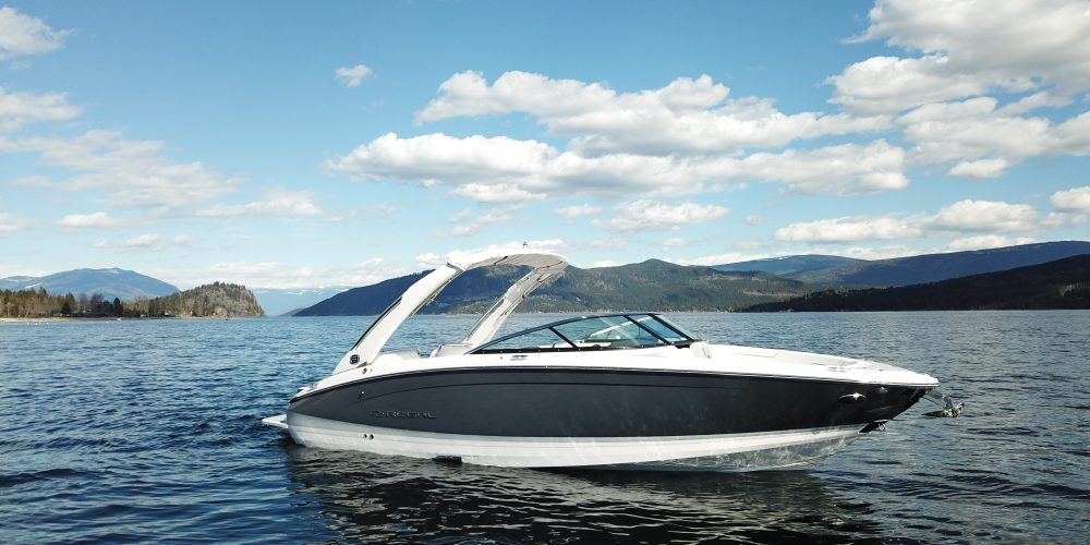 Captain's Village Marina • Shuswap Lake, Boat Sales