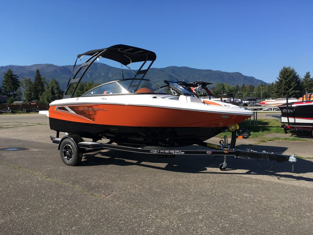 Captain's Village Marina » 2019 Regal Boats have arrived!