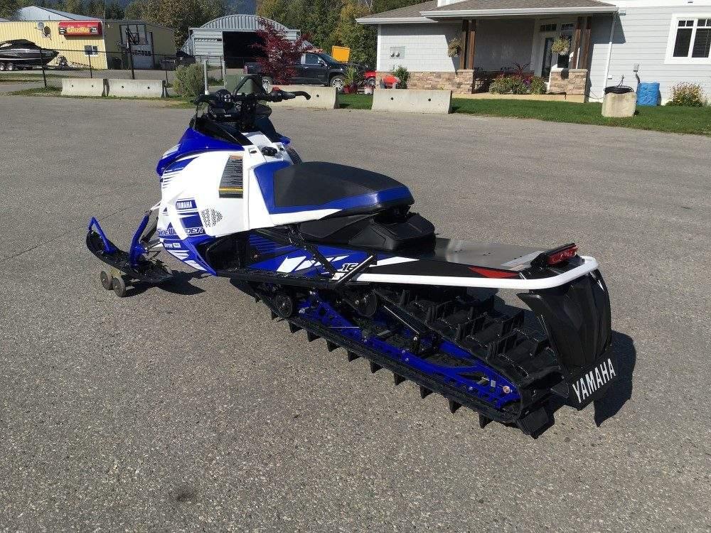 Yamaha Sidewinder Weight